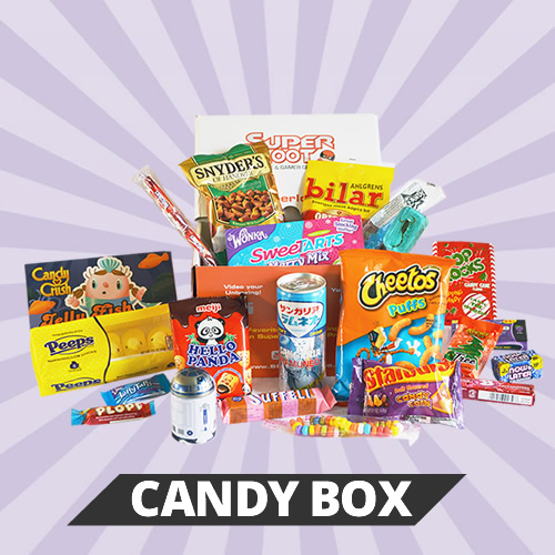 Sweets Amp Candy Mystery Box