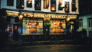 SherlockHolmesPub