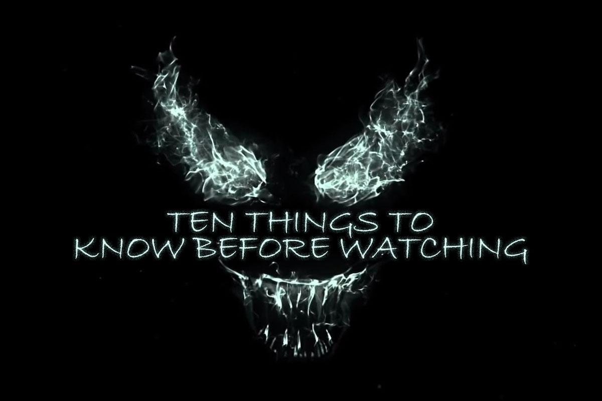 Ten things about Venom