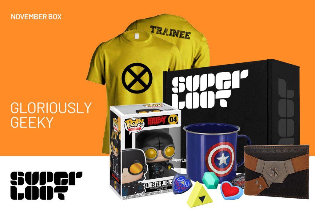 Super Loot November Box 2018
