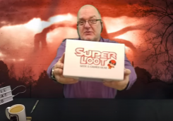Super Loot Geek Box Unboxing from Patchman
